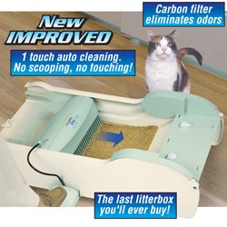 LitterMaid automatic litter box