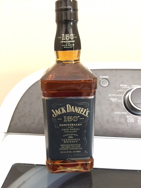 Jack Daniels 150th Anniversary Bottle - Whiskey