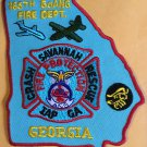 165TH GEORGIA AIR NATIONAL GUARD BASE CRASH FIRE RESCUE