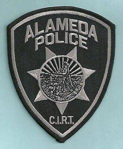 ALAMEDA CALIFORNIA POLICE CIRT TEAM PATCH