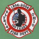ELYRIA OHIO FIRE RESCUE PATCH