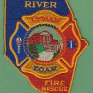 TYGER RIVER SOUTH CAROLINA FIRE RESCUE PATCH
