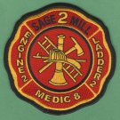 SAGE MILL SOUTH CAROLINA FIRE RESCUE PATCH