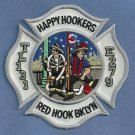 Brooklyn New York Engine 279 Ladder 131 Fire Company Patch