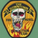 Manhattan New York Fire Patrol 2 Patch