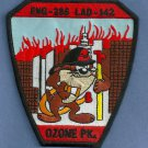 Queens New York Engine 285 Ladder 142 Company Fire Patch