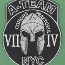 New York Police Department Emergency Service Unit Fugitive Apprehension Team