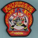 Queens New York Engine 299 Ladder 152 Company Fire Patch