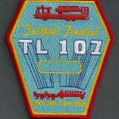 Brooklyn New York Ladder Company 107 Fire Patch