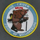 Brooklyn New York Ladder Company 108 Fire Patch