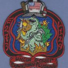Queens New York Engine 273 Ladder 129 Company Fire Patch