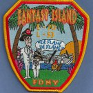 FDNY Bronx New York Engine 70 Ladder 53 Company Fire Patch