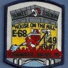 Bronx New York Engine 68 Ladder 49 Company Fire Patch