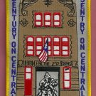 FDNY Brooklyn New York Engine Company 252 Fire Patch