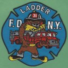 Bronx New York Ladder Company 31 Fire Patch