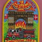 FDNY Brooklyn New York Engine Company 220 Fire Patch