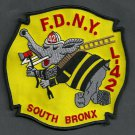 Bronx New York Ladder Company 42 Fire Patch