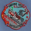 Staten Island New York Engine 159 Satellite 5 Company Fire Patch