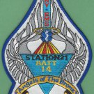 Bronx New York EMS Battalion 14 - Station 21 Fire Patch