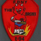 Bronx New York Engine Company 94 Fire Patch