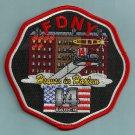 FDNY Manhattan New York Ladder Company 14 Fire Patch