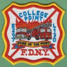 FDNY Queens New York Engine 297 Ladder 130 Fire Company Patch