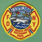 FDNY Queens New York Engine 268 Ladder 137 Fire Company Patch