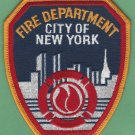 New York Fire Department FDNY Patch