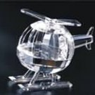 crystal helicopter