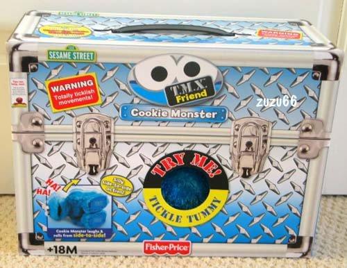 TMX Friend Cookie Monster BRAND NEW in Box!