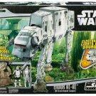 Star Wars Saga Deluxe Vehicle Endor AT-AT Walker w/ Biker Scout and AT-AT Pilot
