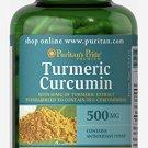 Turmeric Curcumin 500 mg-180 Capsules