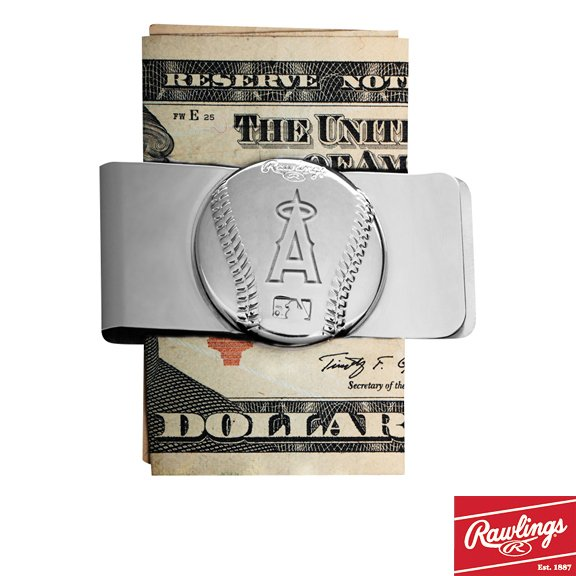 Los Angeles Angels. MLB Officially Licensed, Money Clip