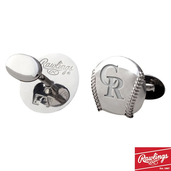 Colorado Rockies, Cuff Links