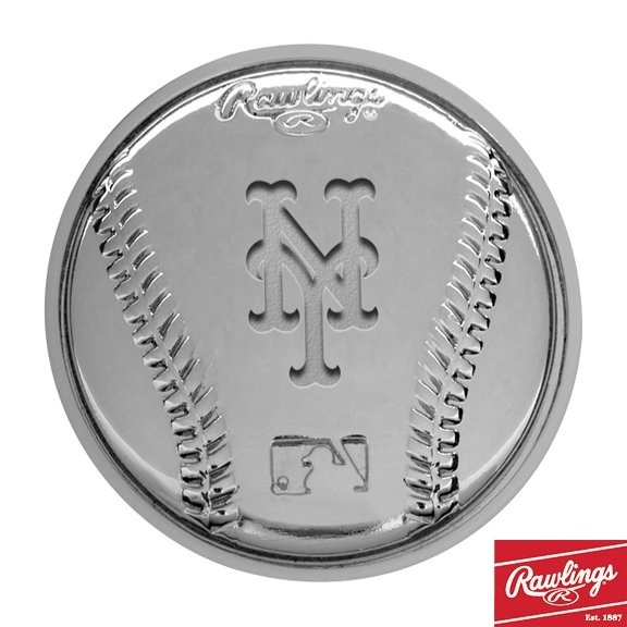 New York Mets, Refrigerator Magnet / Paper Weight