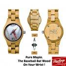 Arizona Diamondbacks, Maple Wood Watch
