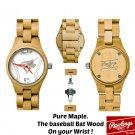Toronto Blue Jays, Maple wood Watch