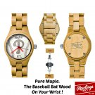 Philadelphia Phillies, Baseball, Maple Wood Watch