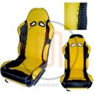 Fuzion Racing Seats