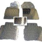 Polished Diamond Plate Aluminum Floor Mats