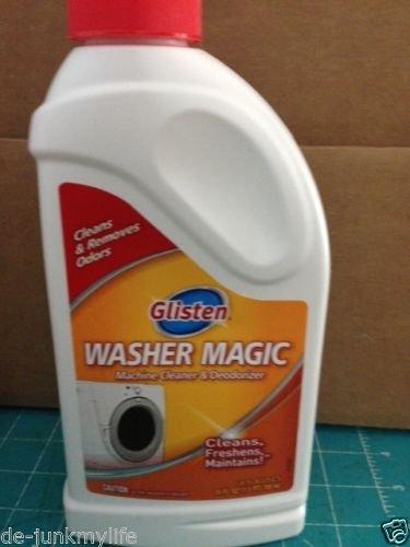 Summit Glisten Washer Machine Magic Cleaner & Washing Deodorizer 3 Pack WM06N 24 fl oz