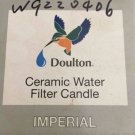 New Doulton Water Filter Imperial Sterasyl OBE Ceramic 4 pack W9220406