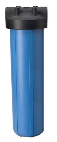 "New Pentek 20"" Big Blue Filter Housing With 1"" Ports & Pressure Release 150234"