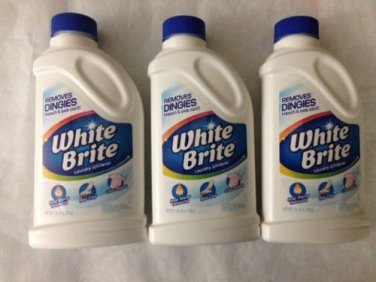 New Summit Pro Product White Brite Laundry Whitener WB30N 1lb. 12oz Pack of 3