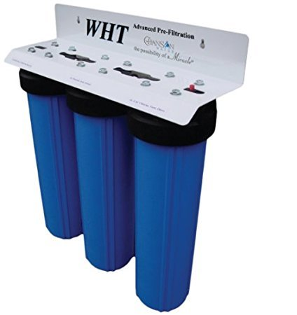 3 Replacement Filter Package for the Chanson Whole-House Triple Filter WH3