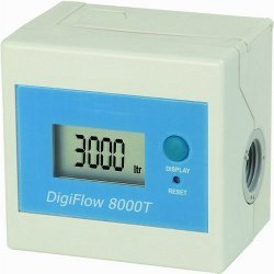 Private Label:Digiflow 8000 Gallon Water Flow Meter