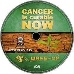 """""""Cancer Is Curable Now"""" - DVD"""