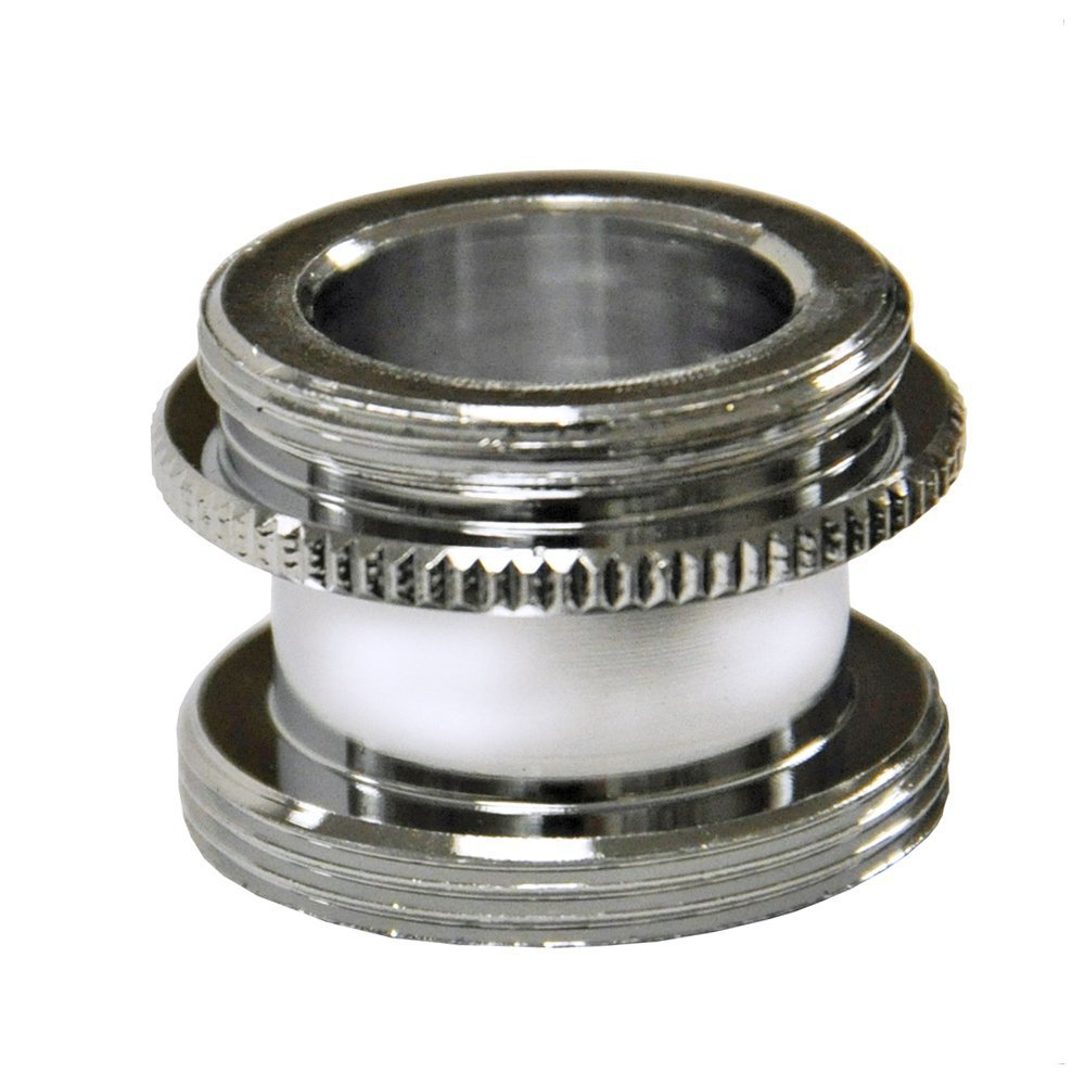 Danco 9D00010517 15/16-Inch-27M X 55/64-Inch-27M Chrome Male Aerator Adapter for Speakman Faucets