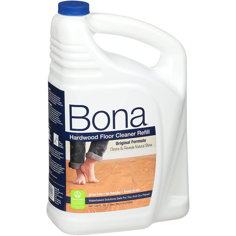 Bona Hardwood Floor Cleaner Refill 128oz