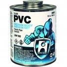 32 Oz. Medium Body Medium Set Pvc Cement (Clear)